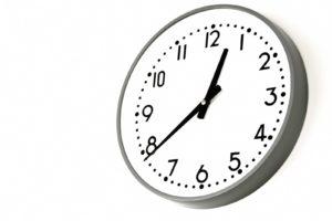 時間の管理