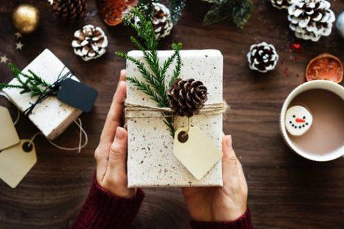 クリスマス売り場を正月売り場へどう繋げていくか?